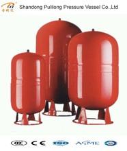 ASME standard stainless steel storage tank / pressure vessel