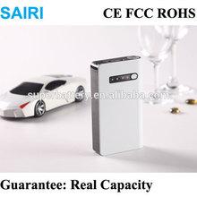 (SR-JS8000) multi-function emergency car jump starter power bank 12V 8000mah mini car jump starter