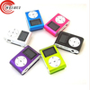 Wholesale mini mp3 player, English download free mp3 songs, colorful clip mp3 support FM radio