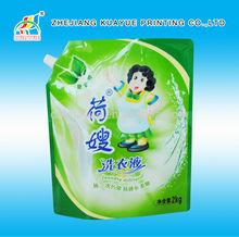 Nice healthy,spout pouch plastic drinking water bag,spout pouch for fruit juice,spout water pouch