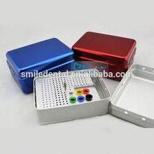 Endo Accessories 180 Holes Endo&Bur Box stainless steel sterilization box