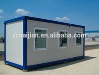 Prefab concrete houses
