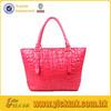 Stone Pattern Women Leather Handbag