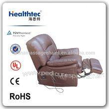 modern fabric reclining corner sofa