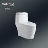 on sale push button toilet flush/ cheap onepiece toilet water closet