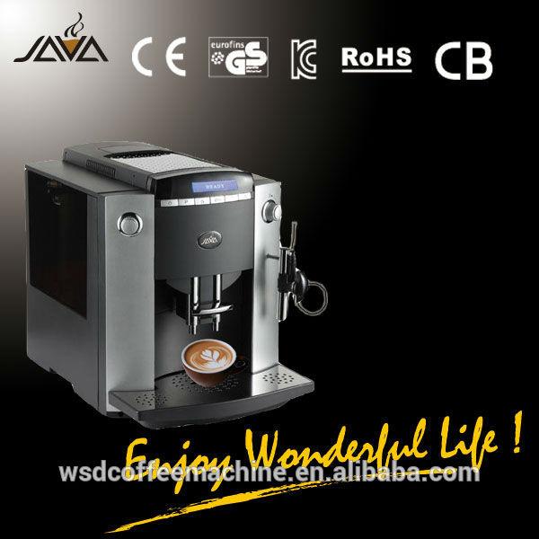 أعرب بقول لكأس قهوة اسبرسو الآلة