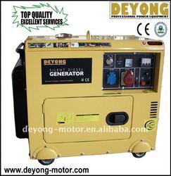 5.5kva diesel generator