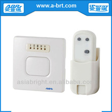 220V Push Button Light Dimmer Switch with Remote Control