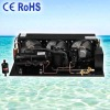 Made in china freezing condensing units for supermarket equipment ice machine coldroom showcase sland freezers Cooler