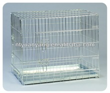 hotsale wholesale folding wire metal dog pet crate wire crate dogc kennel