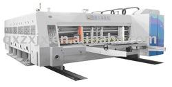 high quality flexo print machinery slotting die cutting