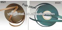 PM,6520 fish paper/polyester film composite