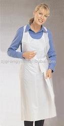 pe apron/disposable pe apron