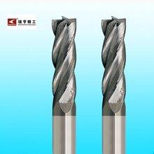 higher hardness Solid Carbide 2-4 Flute End mills milling cutter