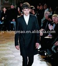 Plain Woolen Fabric for Overcoat