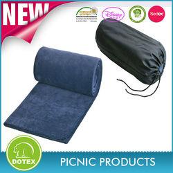 BSCI SEDEX Disney Audited Manufacturer Soft Polar Fleece Blanket picnic blanket