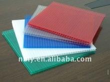 recyclable plastic pp hollow board/sheet