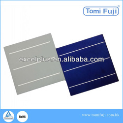 wholesale A grade/B grade 2bb/3bb polycrystalline/monocrystalline/pv/silicon solar cell price made in Taiwan