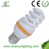 CE Approved 9mm Full Spiral Energy Saving Bulbs