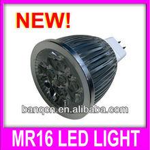 high power 5w led spotlight MR16