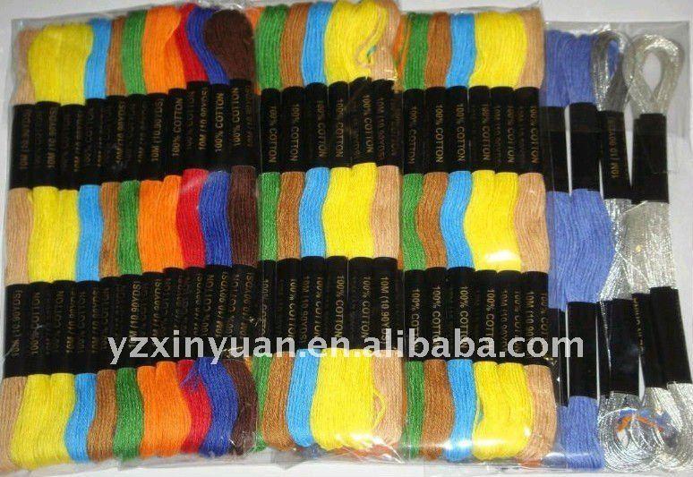 Cotton Stitching Thread Cotton Thread,cross Stitch
