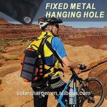 5W Mobilephone/PDA/PSP Foldable Solar Charger Bag 5.5V*900mA