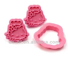 Custom Silicone Cookie Cake Cutter and Stamps