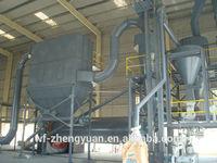 Ball Mill/Ball Milling for Quartz Sand 325mesh-1250mesh
