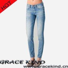 Fashion Women Jeans Brand .Skinny Designer Jeans(GKWJ022334)