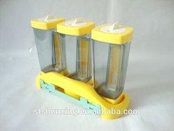 PP plastic condiment container/cruet/Seasoning Bottle