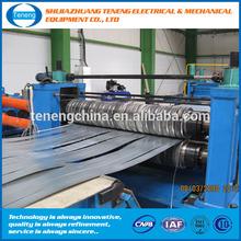 ZJ1550 x 5 Stainless Steel Strip Slitting line