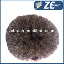 100% Natural hog hair Water flow All Round Car Wash Brush