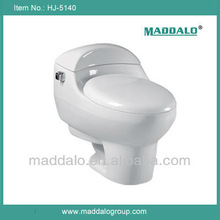 Stylish North America Single Flushing Toilets with CUPC Flushing Kits
