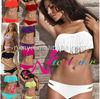 13 Color Fashionable Fringe girl bikini Tassel sexy bikini Swimwear hot seller