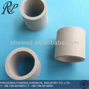 1'' 2'' 3'' Ceramic Raschig Ring in distillation column