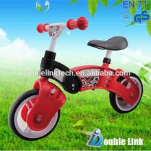 baby plastic balance bike/bicycle for children