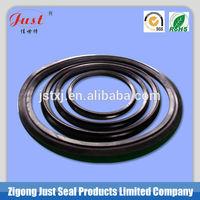 SBR flat rubber o ring for PE pipeline