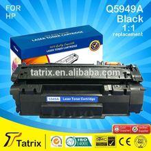 Empty Toner Cartridge,recycle Toner cartridge for HP Q5949A