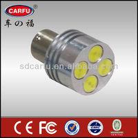 4 LED SMD Dome Car Light Interior Lamp Bulb 12V