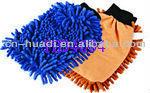 Hot Sale Microfiber Cleaning Chenille Mitt Car Polishing Cleaning Mitt