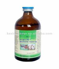 Vitamin B12 + Butafosfan Injection for cattle