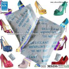 10g mineral desiccant,sodium bentonite for shoes,natural desiccant,free samples