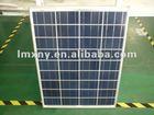 PV module/solar panel 80Wp poly solar panel