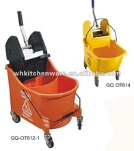32L/36L/46L Quality Deluxe Floor Clean Up Buckets