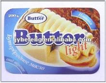 Foil Packaging Butter Precut Aluminium lidding foil