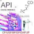 تيربينافين هيدروكلوريد الصيدلانية، 78628-80-5
