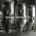 Stainless steel alcohol fermente tank