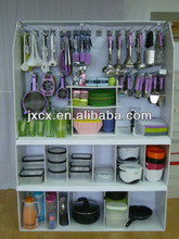 Kitchenware and Cookware Cardboard Fixture