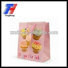 paper gift bag happy birthday