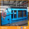 Semai 4300mm Max Mesh Weaving Width Heavy Duty Hexagonal Gabion Machine for 3.5mm Wire, 22kw With CE Certificaiton
